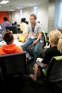 2011 Summer High School Journalism Institute